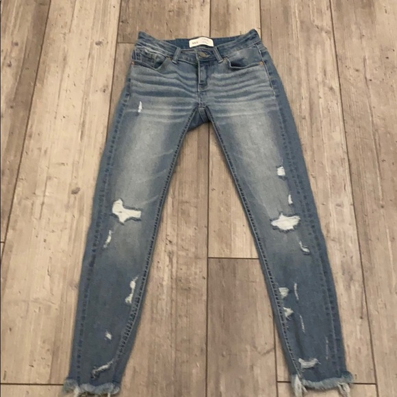 BKE STELLA Slim fit low rise jeans